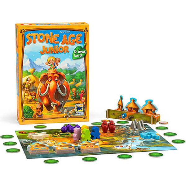 Stone Age Junior - 1. kép