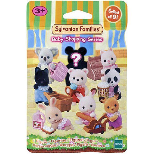 Sylvanian Families: meglepetés figura - 1. kép