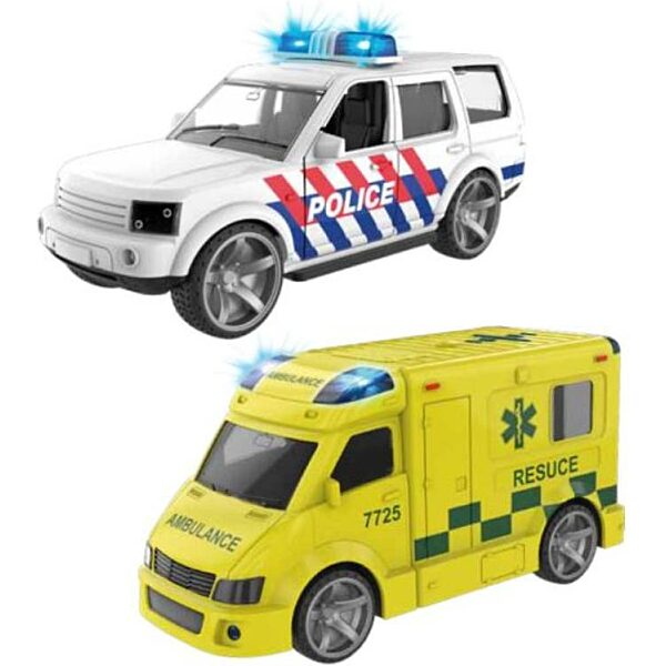 Teamsterz sürgősségi szolgálat - 1. kép