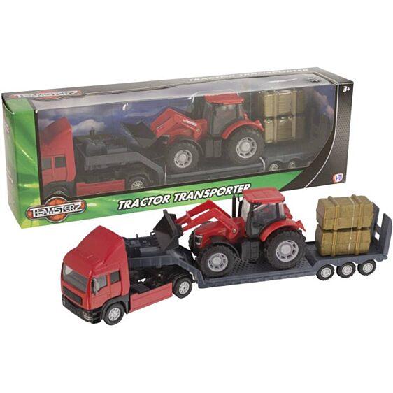 Teamsterz traktor szállító kamion