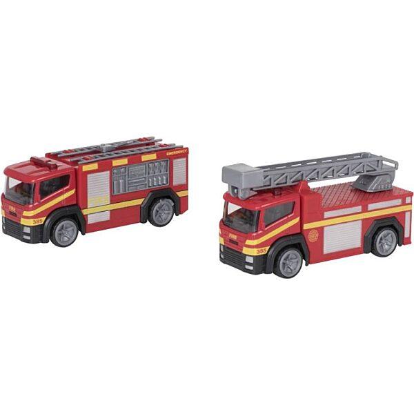 Teamsterz tűzoltóautó