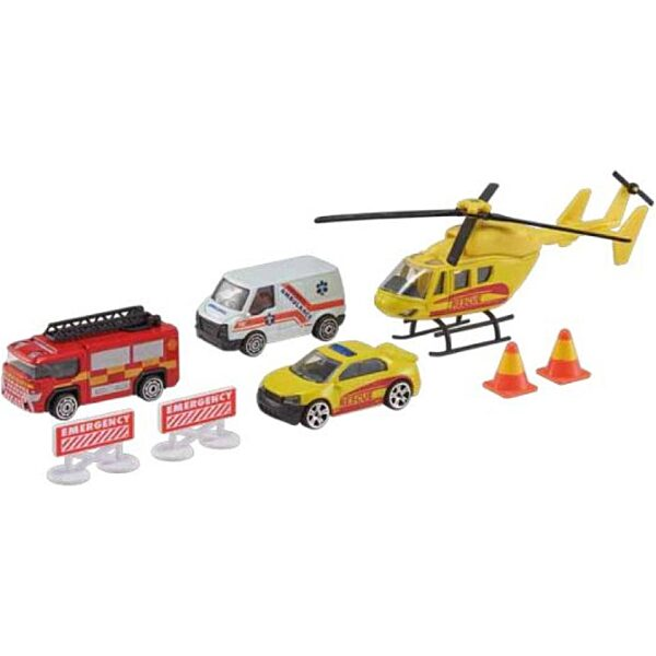 Teamsterz városi mentőegység - 1. kép