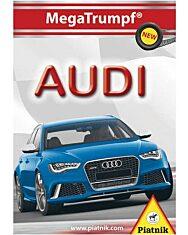 Technikai kártya - Audi - 1. kép