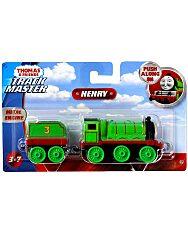 Thomas Trackmaster: Push Along Large Engine – Henry
