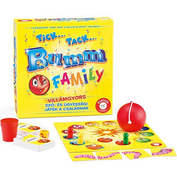 Tick… Tack… Bumm Family - 1. kép