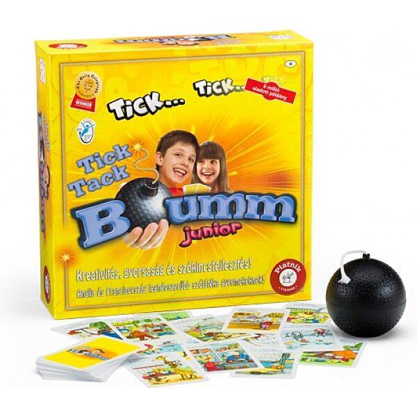 Tick… Tack… Bumm Junior - 1. kép