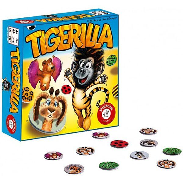 Tigerilla - 1. kép
