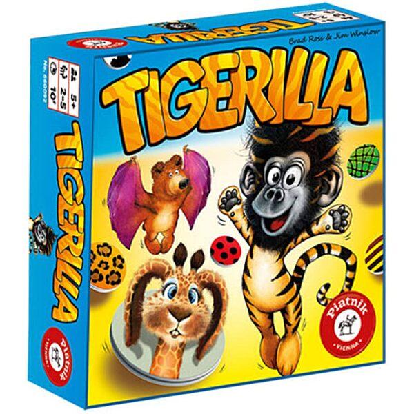 Tigerilla társasjáték - 1. kép