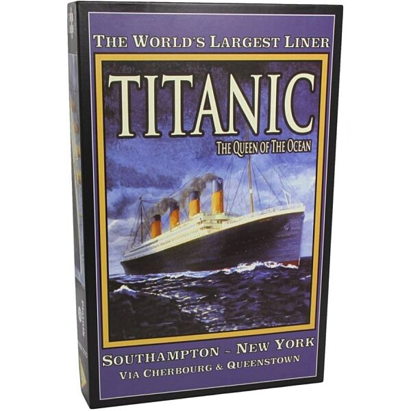 Titanic 1000 db-os puzzle - Piatnik - 1. kép
