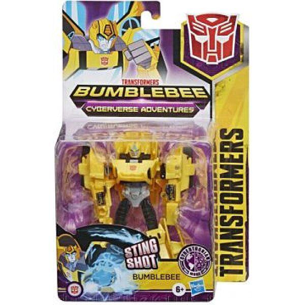 Transformers: Cyberverse Adventures - Bumblebee figura - 1. kép