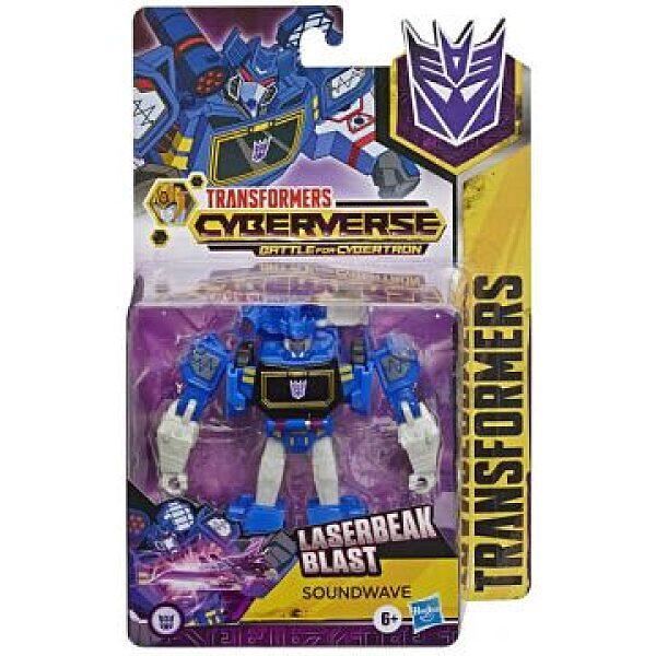 Transformers: Cyberverse Adventures - Soundwave figura - 1. kép