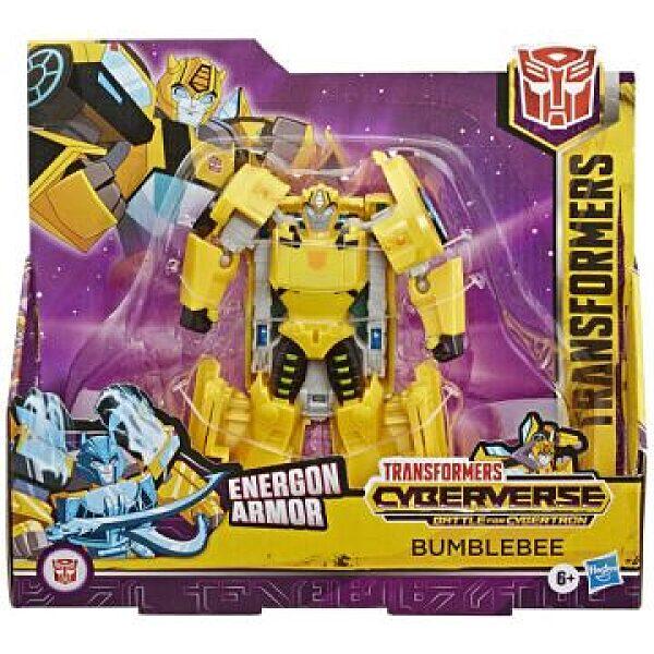 Transformers: Cyberverse Battle for Cybertron - Bumblebee figura - 1. kép