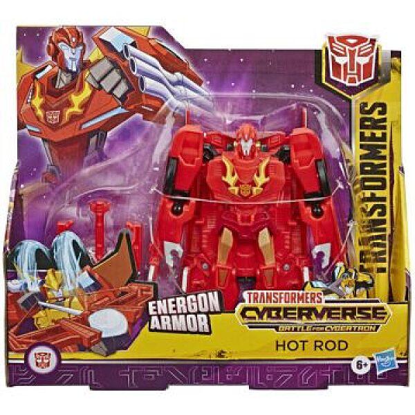 Transformers: Cyberverse Battle for Cybertron - Hot Rod figura - 1. kép