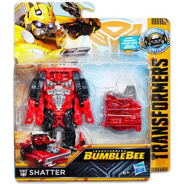 Transformers: Energon Igniter Power - Bumblebee Shatter akciófigura - 1. kép