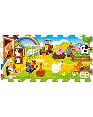 Trefl Habszivacs szőnyeg puzzle - Farm móka - 2. kép