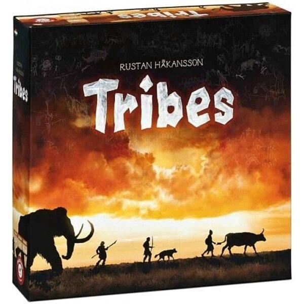 Tribes társasjáték - 1. kép