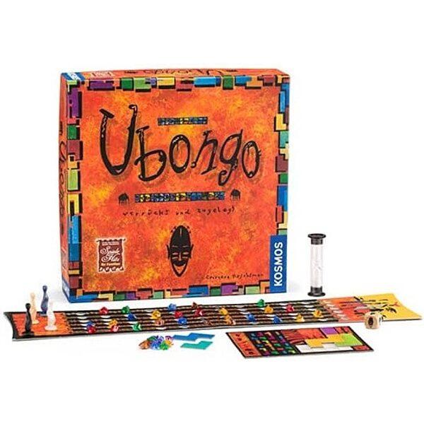 Ubongo társasjáték - 1. kép