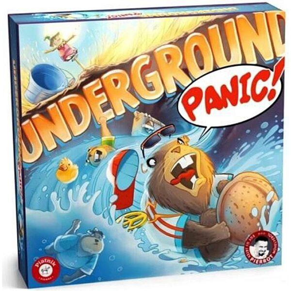 Underground Panic társasjáték - 1. kép