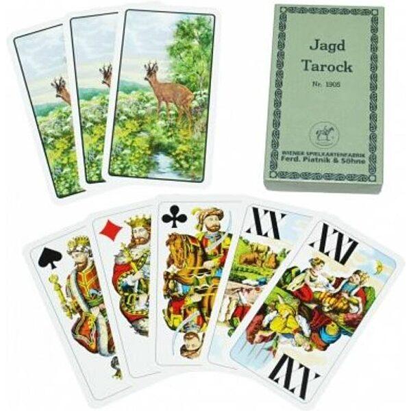 Vadász tarock kártya - 2. kép