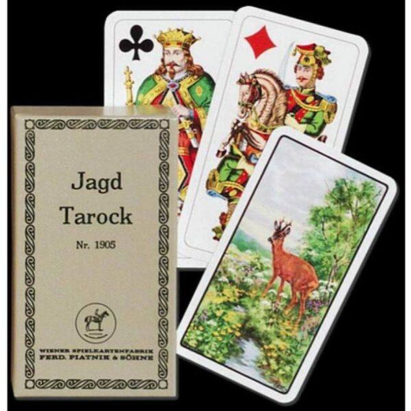 Vadász tarock kártya - 1. kép