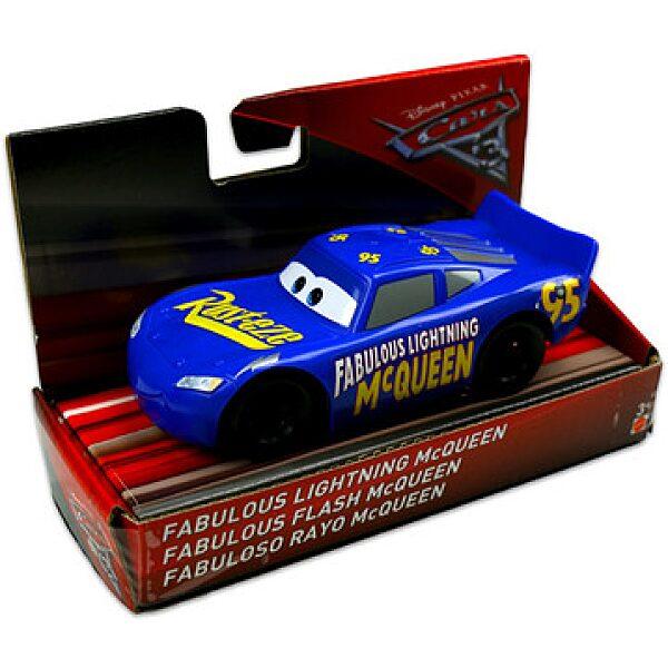 Verdák 3 - Villám McQueen játékautó - 12 cm