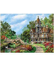 Vidéki villa 500 db-os puzzle - Clementoni - 1. kép