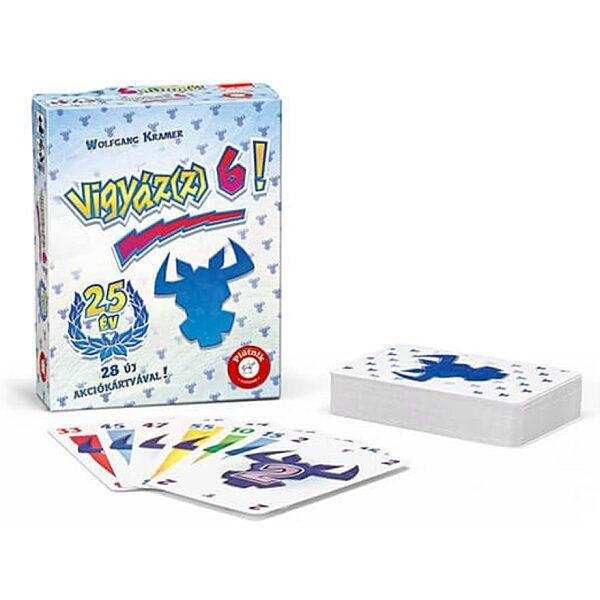 Vigyáz(z)6! kártyajáték 25 éves jubileumi kiadás - 2. kép