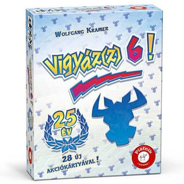 Vigyáz(z)6! kártyajáték 25 éves jubileumi kiadás - 1. kép