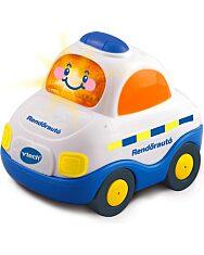 Vtech: Toot-toot rendőrautó - 1. kép