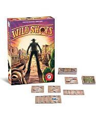 Wild Shots társasjáték - 1. kép