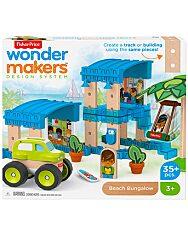 Wonder Makers: Úticélok szettek - tengerparti bungaló - 1. kép