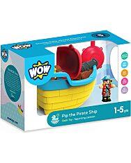 Wow Toys - Pip a kalózhajó