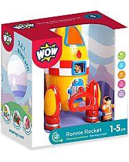 RONNIE A RAKÉTA - Wow Toys