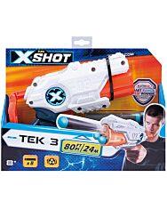 X-Shot Barrel breaker szivacslövő játékpisztoly - 1. kép