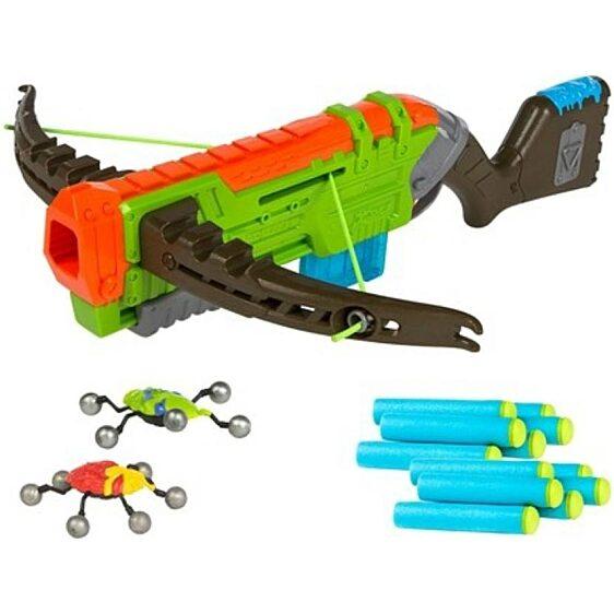 X-Shot Bogártámadás Crossbow szivacslövő íjpuska - 2. kép