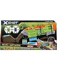 X-Shot Bogártámadás Crossbow szivacslövő íjpuska - 1. kép