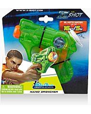 X-Shot Nano Drencher vízipisztoly - 1. kép