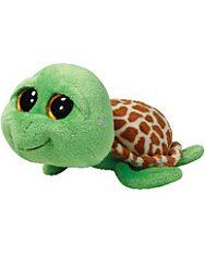 Zippy teknős plüssfigura - 15 cm