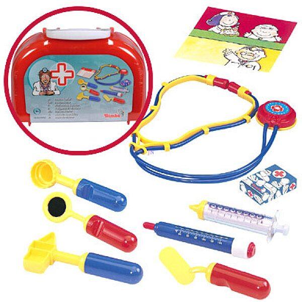 10 db-os doktor táska - 2. Kép