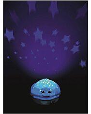 zenélő felhő éjjeli fény - 1. Kép