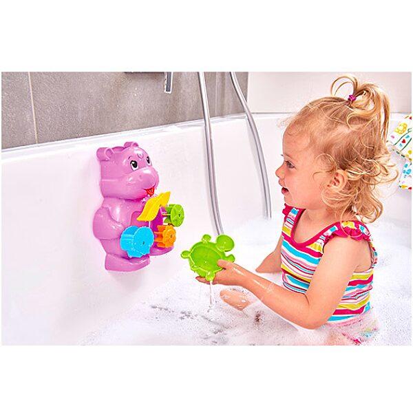 ABC: víziló és teknős fürdőjáték - 2. Kép