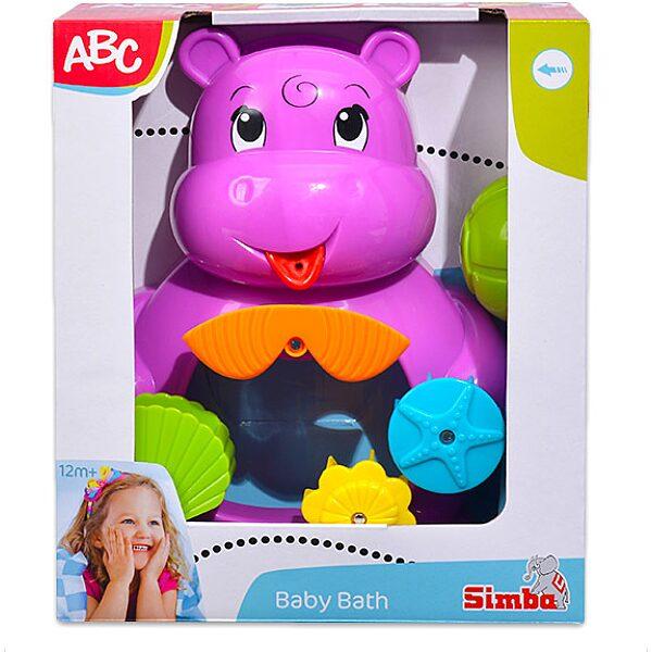 ABC: víziló és teknős fürdőjáték - 1. Kép