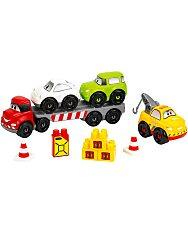 Abrick: Közúti járművek játékszett - 2. Kép