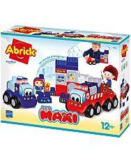 Abrick: Sürgősségi járművek építőjáték szett - 2. Kép