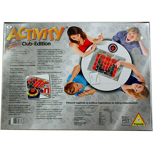Activity Club-Edition - Csak felnőtteknek! - 2. Kép
