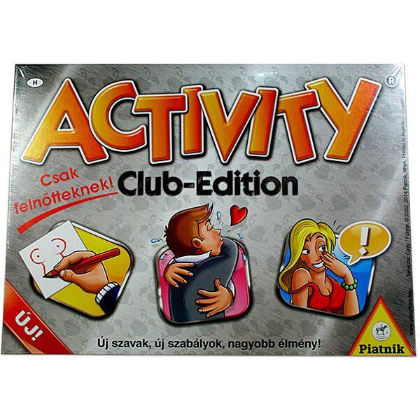 Activity Club-Edition - Csak felnőtteknek! - 1. Kép