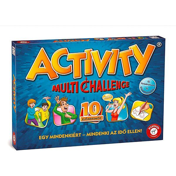 Activity Multi Challenge társasjáték - 1. Kép