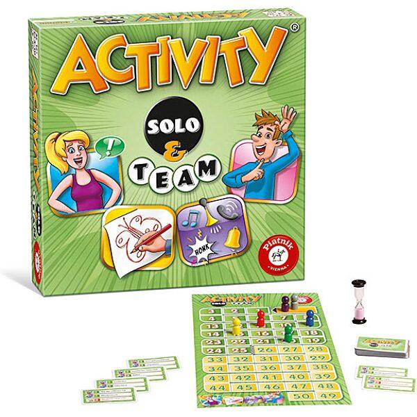 Activity: Solo and Team társasjáték - 1. Kép
