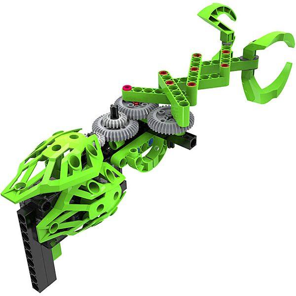 Alien Robots építő játék - 6. Kép
