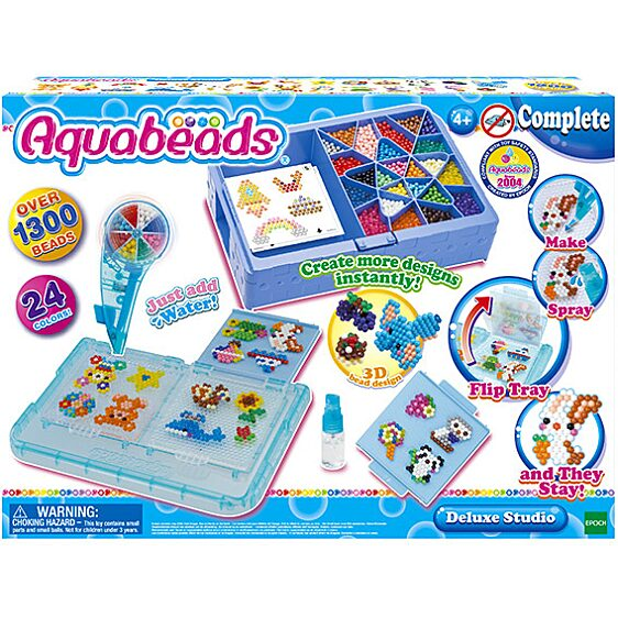 Aquabeads: deluxe stúdió - 1. Kép